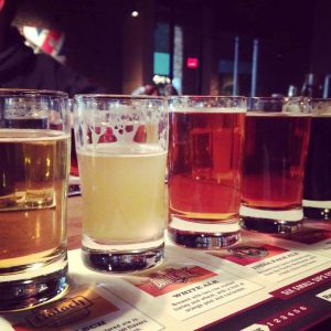 Exploring Nashville: Rock Bottom Brewery, one of many great breweries in the city!