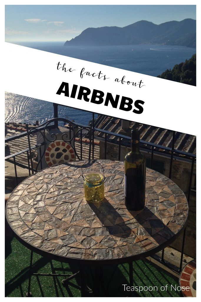 If you've ever wondered why people love Airbnbs, let me lay it out for you!