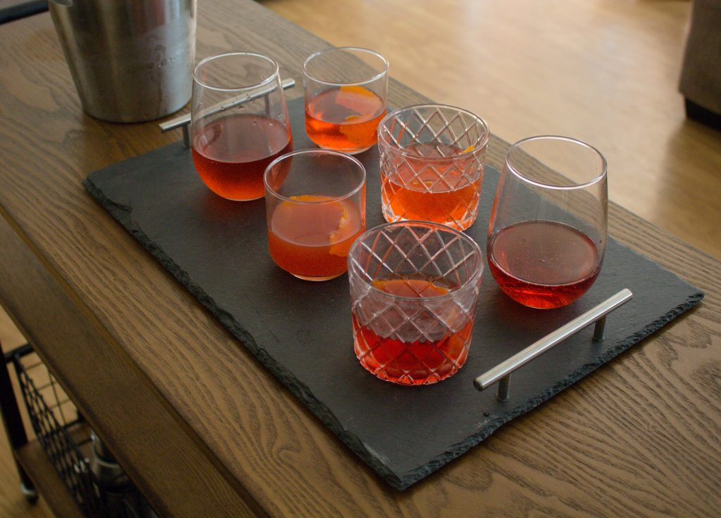 Have you tried a negroni? Try one of these eight variations and you're sure to find one you love!!   Teaspoon of Nose