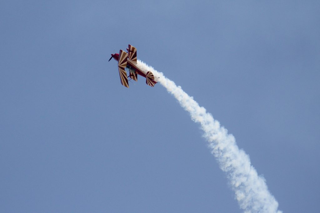 Want to learn more about the Air Force? Check out the Altus air show, Air Power Over Altus!   Teaspoon of Nose
