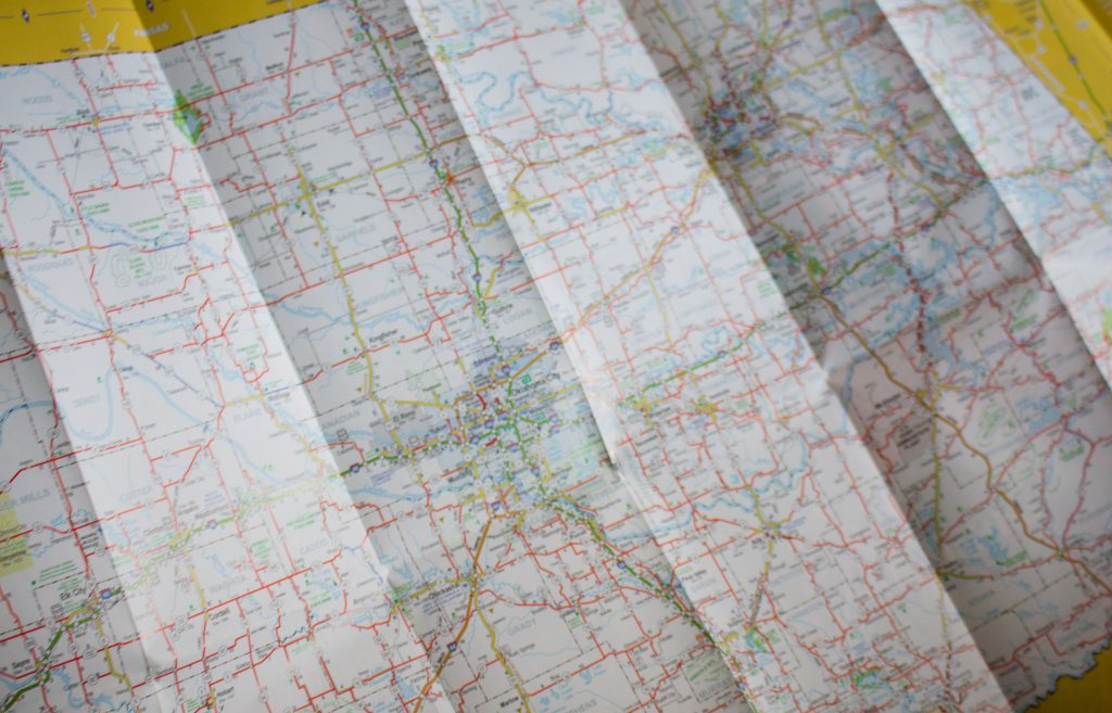Explore Oklahoma - take advantage of the are!   Teaspoon of Nose