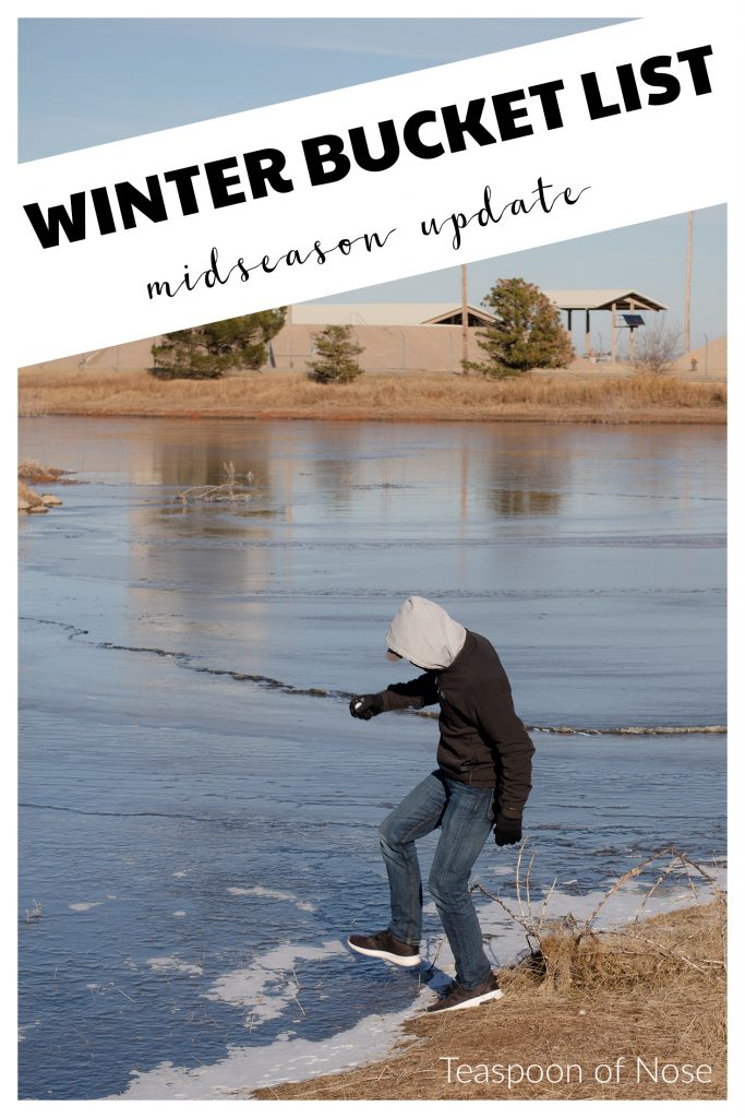 What's on your winter bucket list? | Teaspoon of Nose