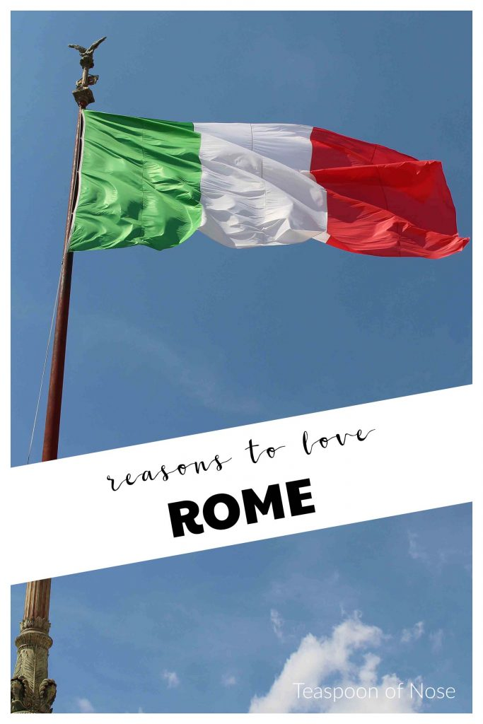 Here are the things you need to see in Rome, Italy!   Teaspoon of Nose