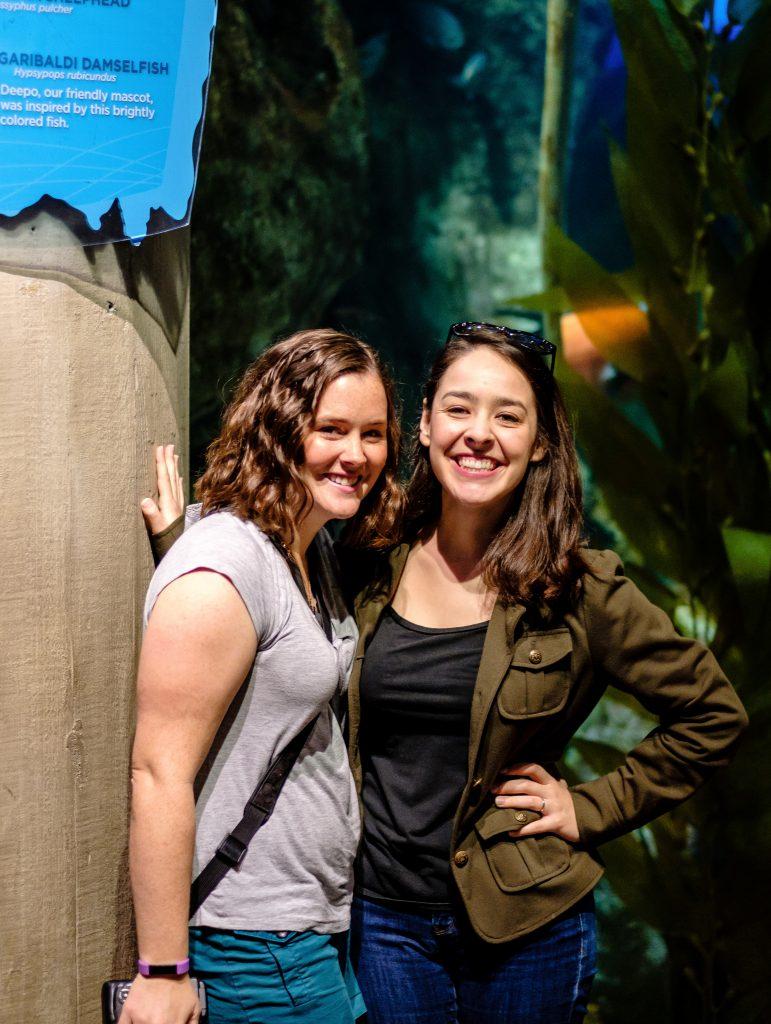 Exploring the Georgia Aquarium in Atlanta! | Teaspoon of Nose
