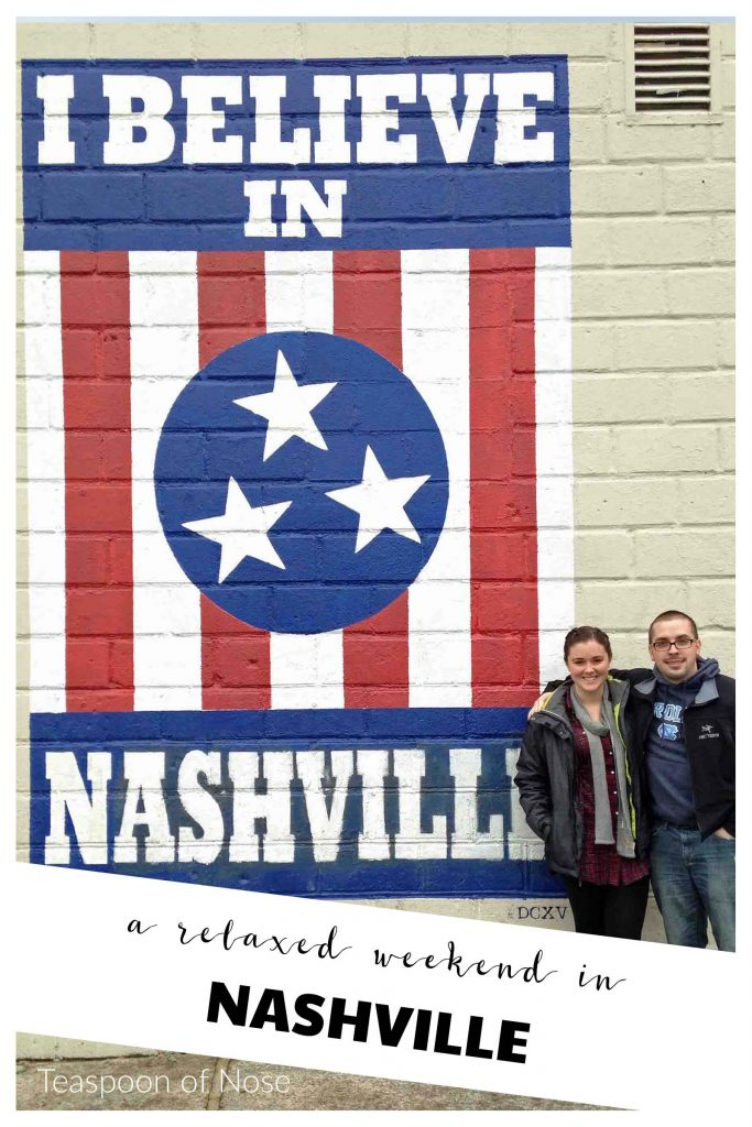 Exploring Nashville, Tennessee! | Teaspoon of Nose