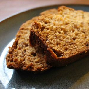 Is there anything better than classic banana bread?? This recipe has been handed down for generations in my family and I am in LOVE with this stuff. | Teaspoon of Nose