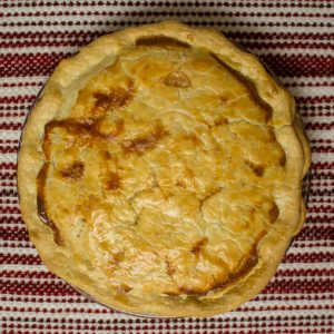 This chicken pot pie hits the spot for hearty, warming comfort food!   Teaspoon of Nose