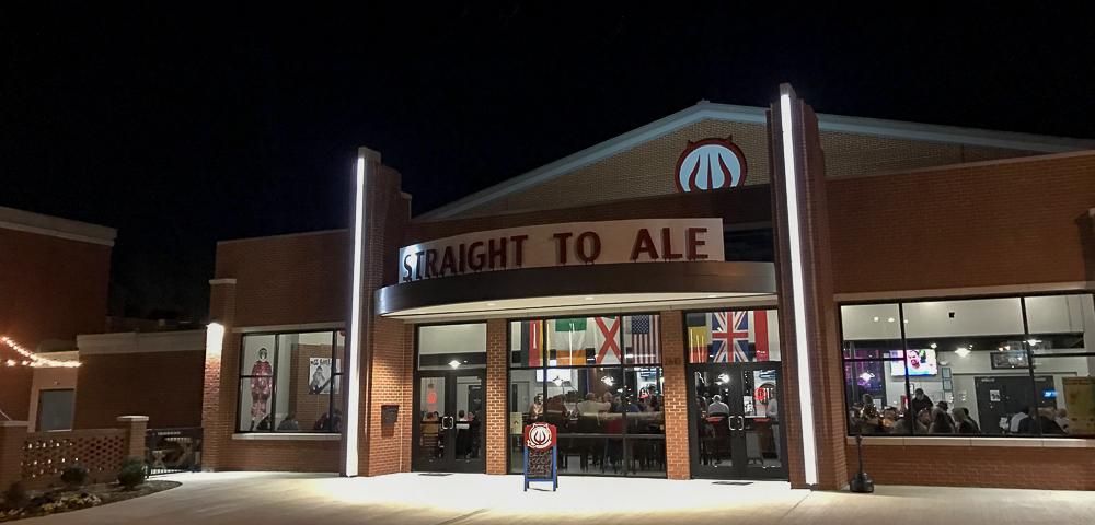 Favorite restaurants and bars in Huntsville, Alabama!