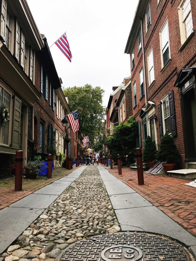 If you go to Philadelphia, you absolutely have to see the historical parts of the city.! Things to do in Philadelphia | Teaspoon of Nose