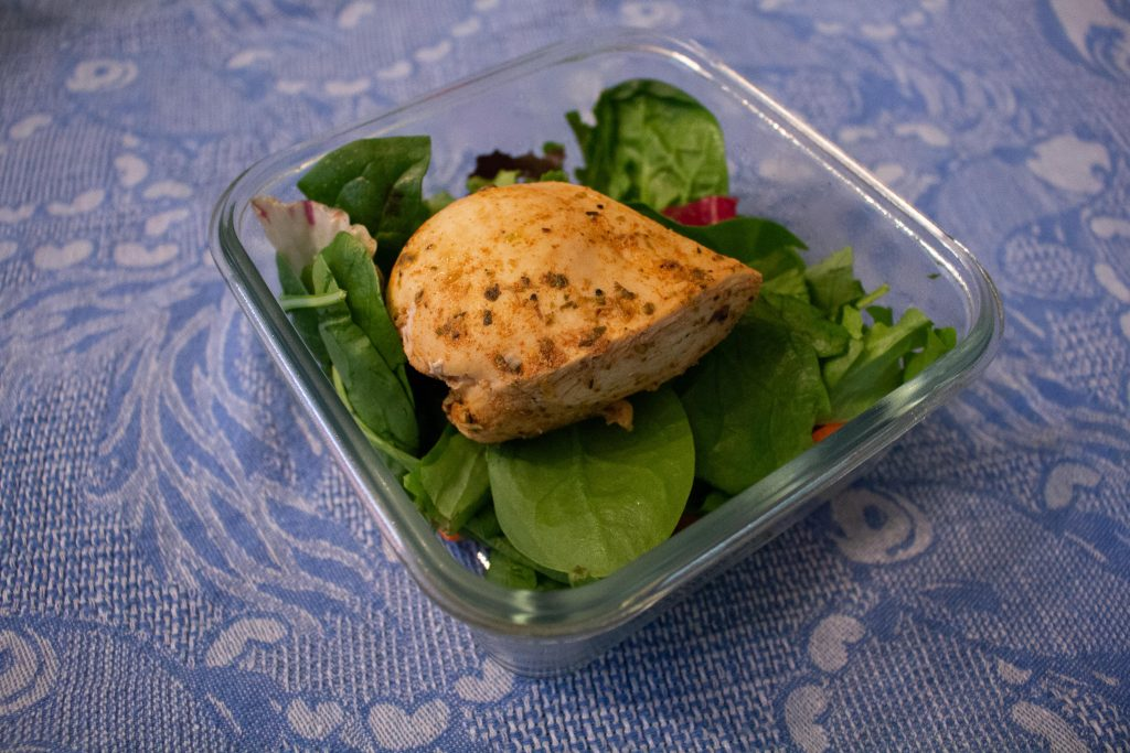 This lemon herb chicken is easy to make and perfect for a flavorful weeknight dinner!   Teaspoon of Nose
