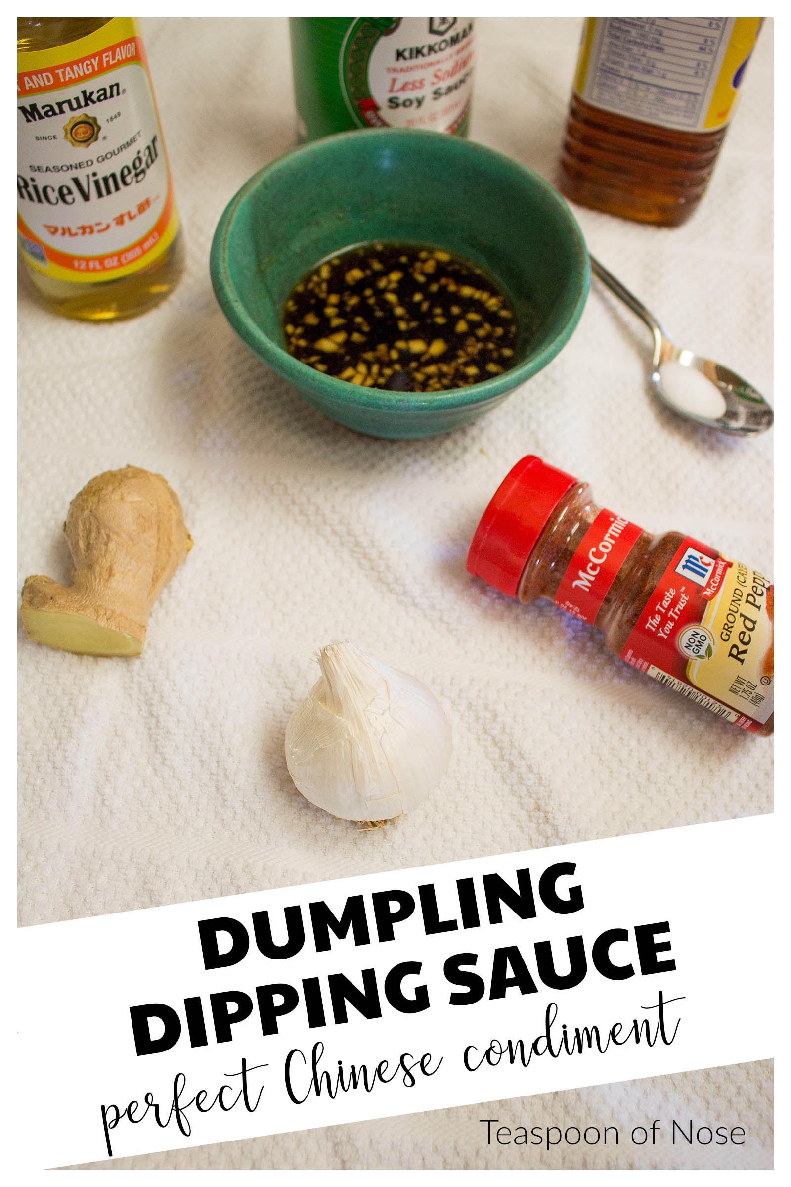 If you're looking for the perfect compliment to your meal, try these two Chinese dipping sauces! Dumpling dipping sauce and ginger scallion dipping sauce are exactly what you need to fix dried out leftovers!