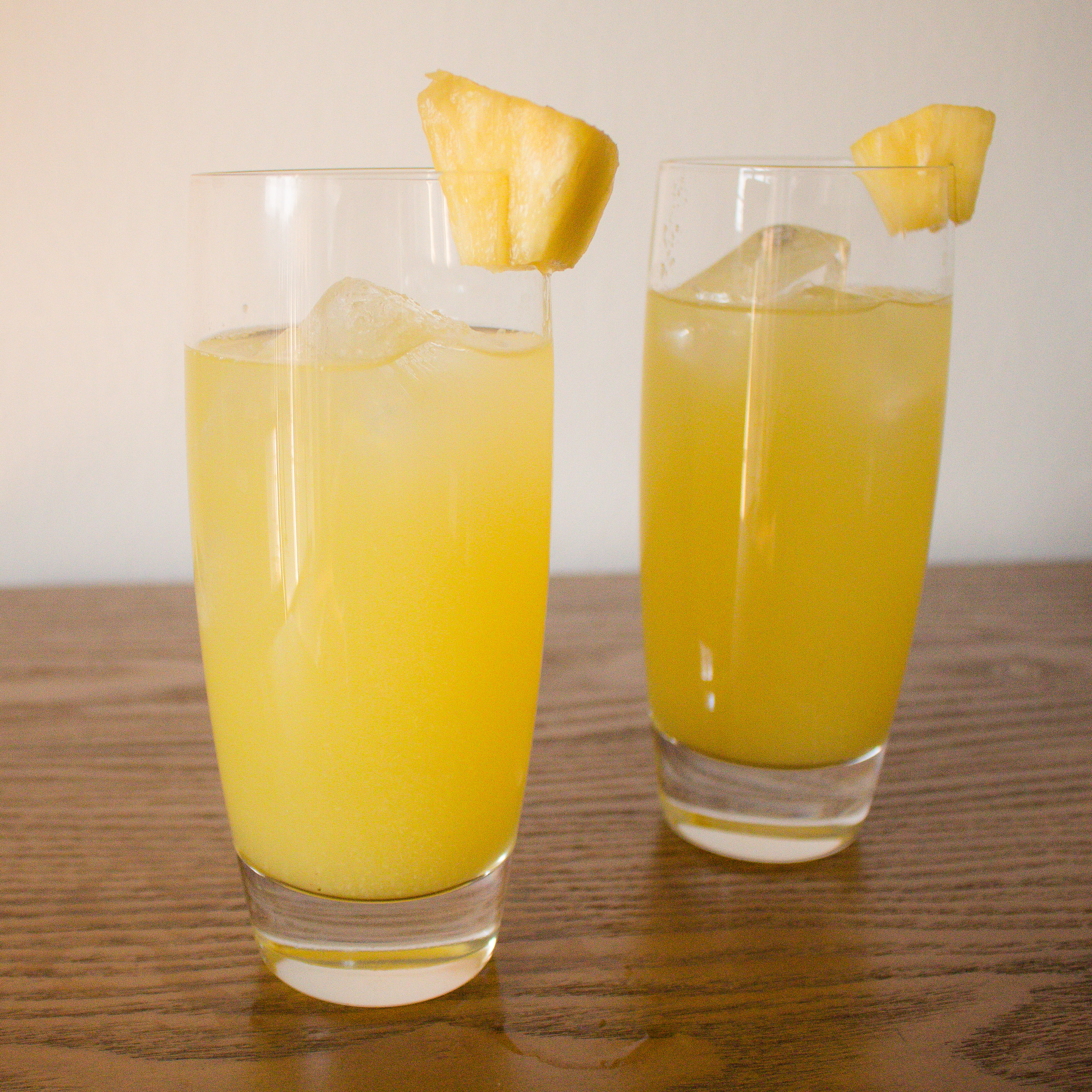 Homemade Pineappleade