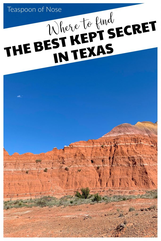 Find out what one Texas governor called the best kept secret in Texas!