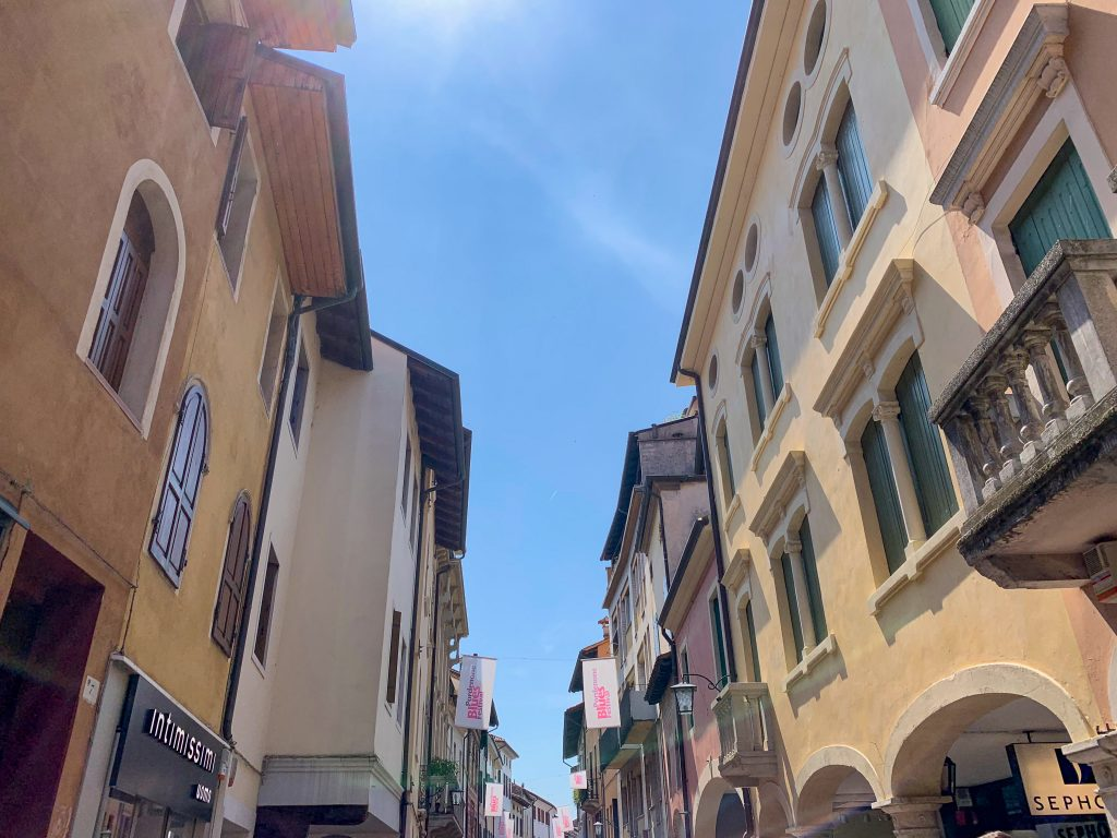 Streets of Pordenone