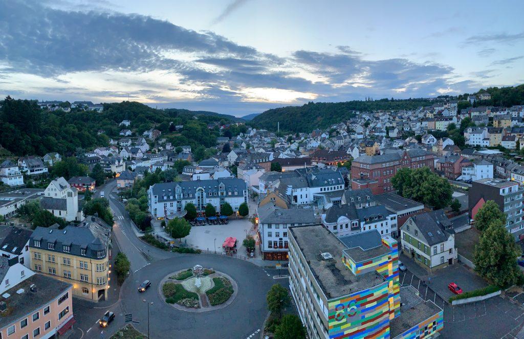 Germany Idar-Oberstein town