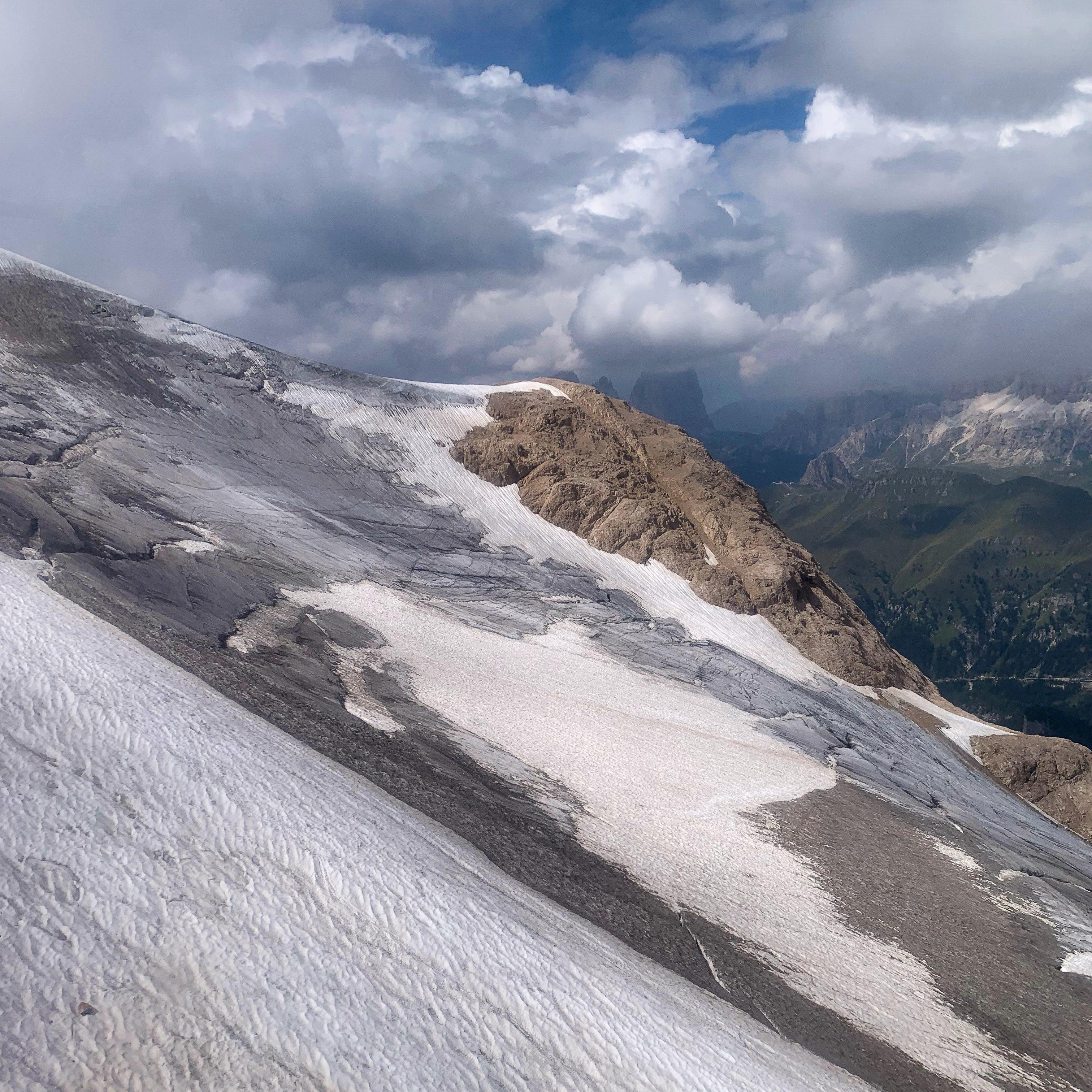 Hiking the Dolomites: Falcade