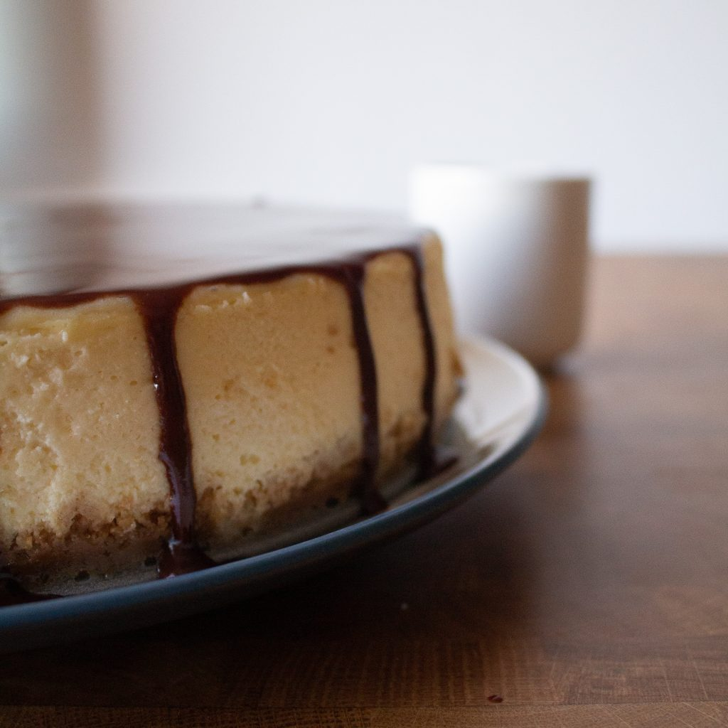 Making a cheesecake at home seems a lot more complicated than it actually is. This foolproof cheesecake recipe will become your favorite dessert!