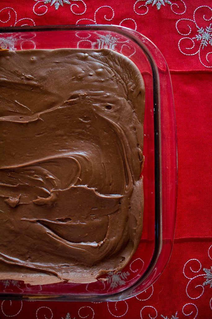 This is truly the easiest fudge you've ever made! One pot and ten minutes has you on your way to delicious fudgy perfection.