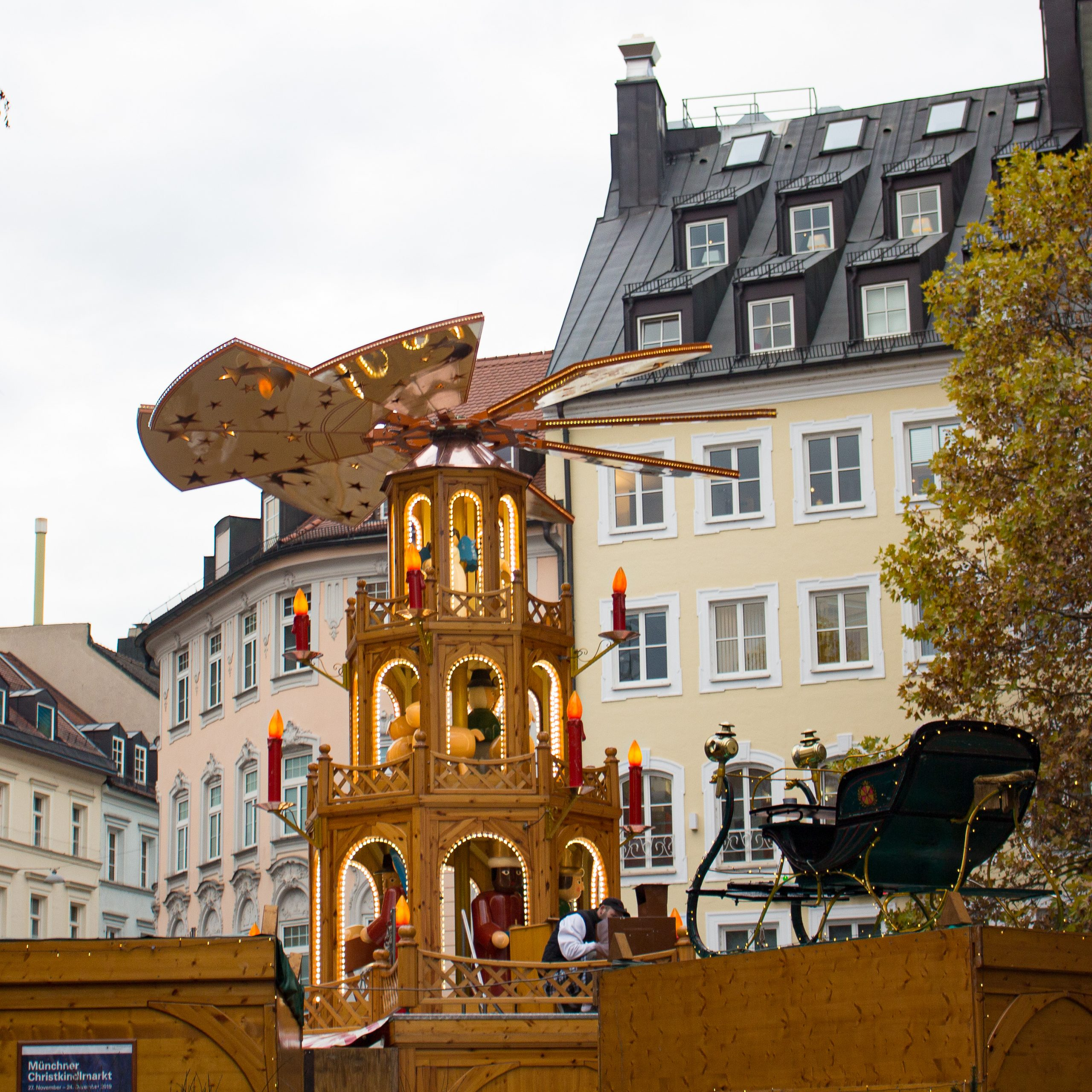 PEverything you need to know about Munich Christmas markets