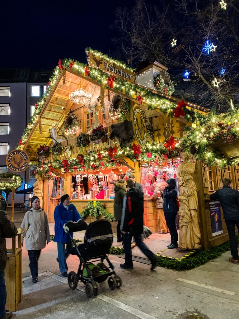 The Munich Christmas markets strike the perfect balance of big city offerings - great food, easy transport, lots of hotel and tourism options - with cute and local-feeling Christmas markets!