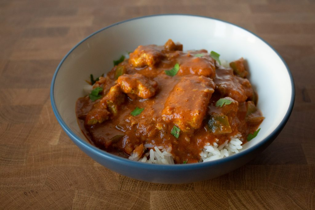 Chicken tikka masala is easier than you think to make at home!
