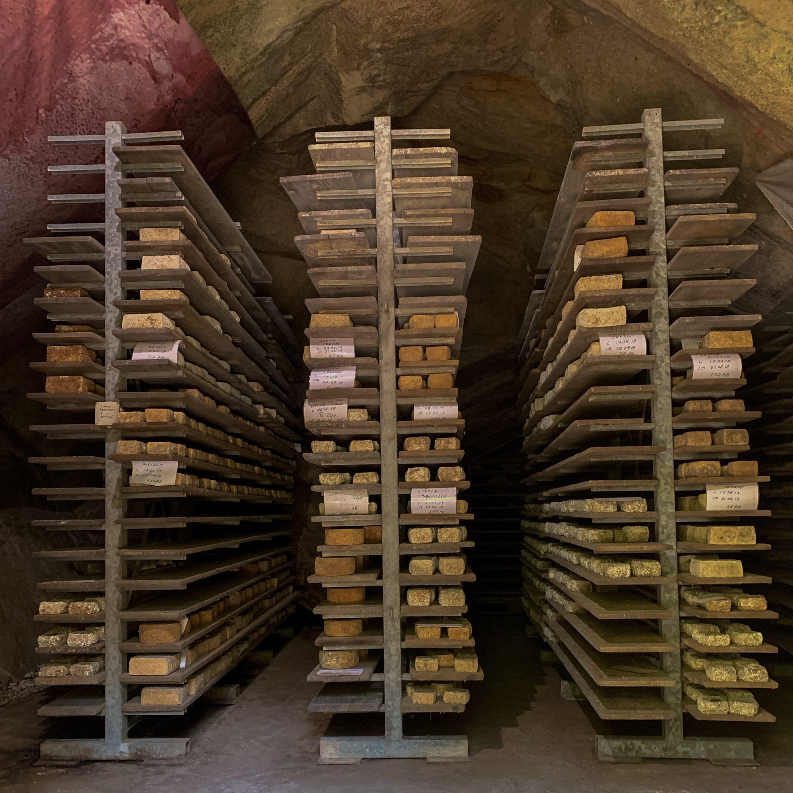 Local Italy: Grotte del Caglieron
