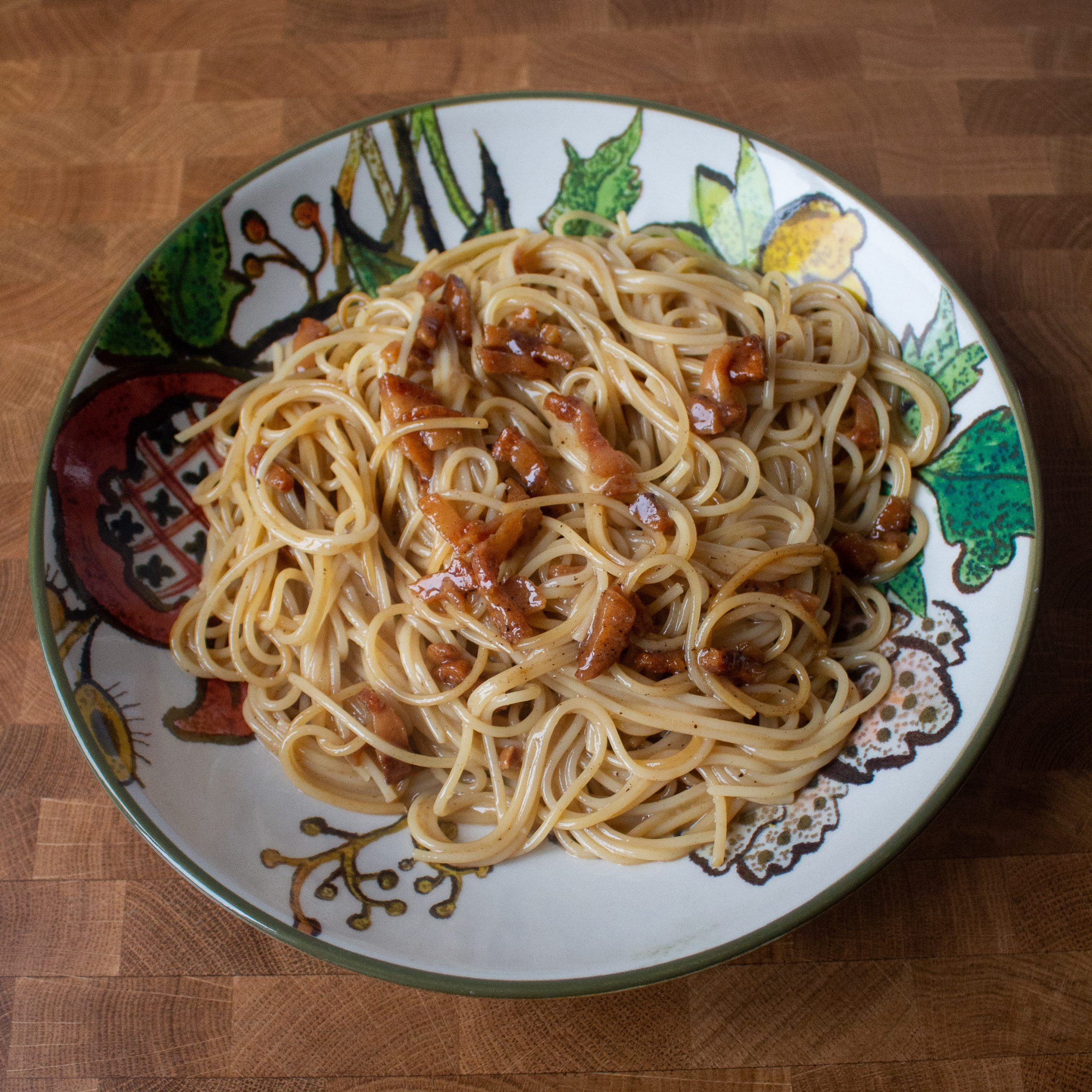 Carbonara, the Italian way! Sharing authentic pasta carbonara