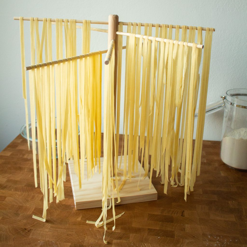 Making homemade pasta is easier than you think and really fun! Here's everything you need to make your own pasta.