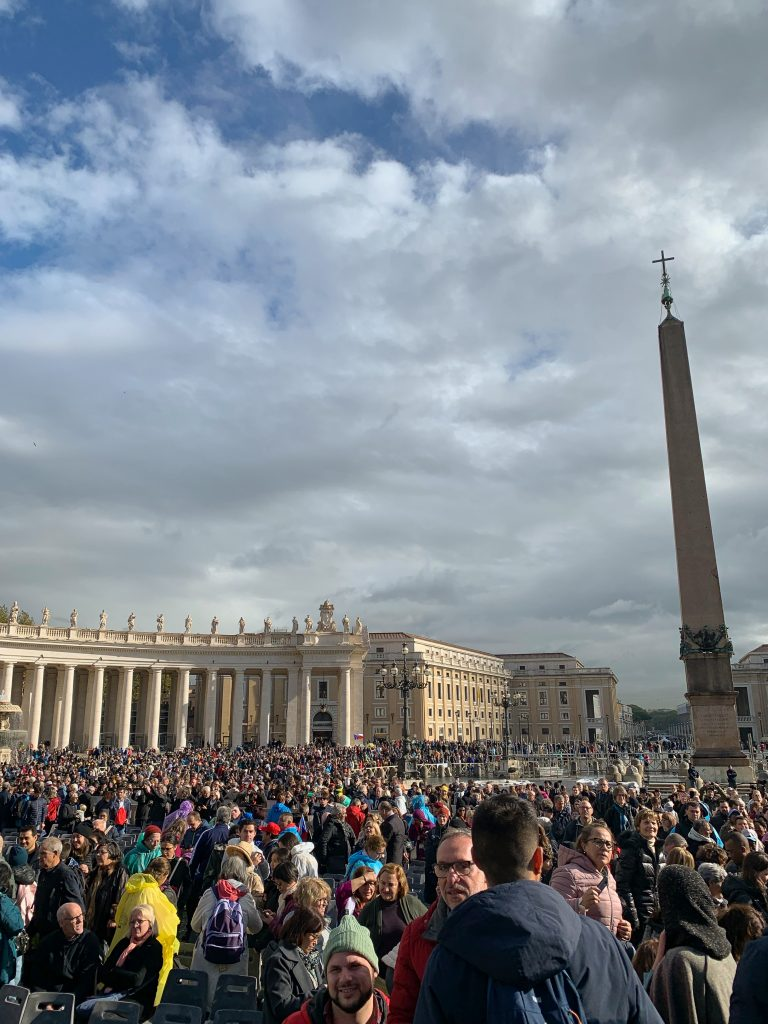 Whether or not you're Catholic, attending a papal audience is a once in a lifetime experience. Here I'm sharing everything you need to know ...
