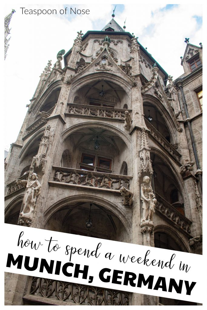 If you only have a quick visit, here's what you need to see in Munich! From history to museums to architecture - and a free walking tour!
