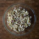 If you're trying to keep soIf you're trying to keep some options of pantry friendly lunches in mind, tuna pasta salad should be at the top of the list! If you're trying to keep some options of pantry friendly lunches in mind, tuna pasta salad should be at the top of the list! me options of pantry friendly lunches in mind, tuna pasta salad should be at the top of the list!