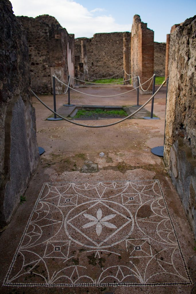 If you plan a trip to any part of southern Italy, set aside a day for to visit Pompeii!