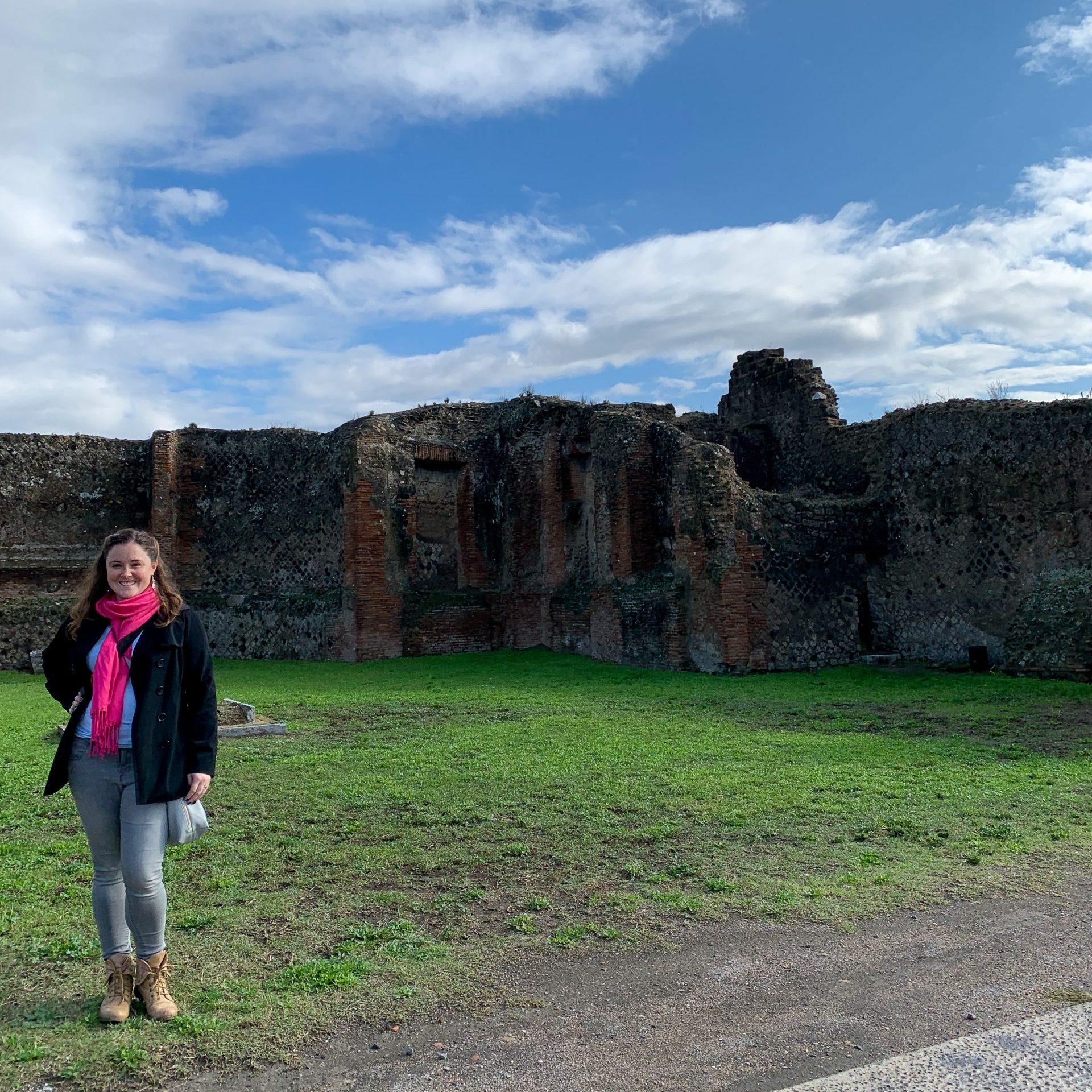 How to plan a trip to Pompeii