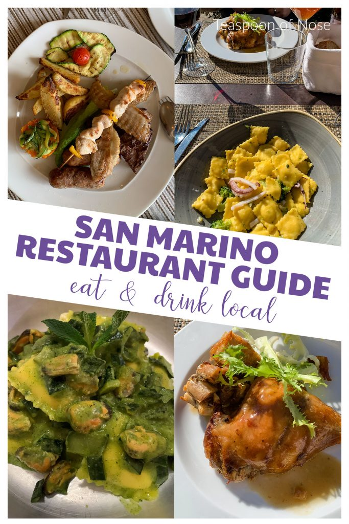 Here's what you need to know to plan where to stay and eat in San Marino! San Marino restaurants and hotel suggestions, including...