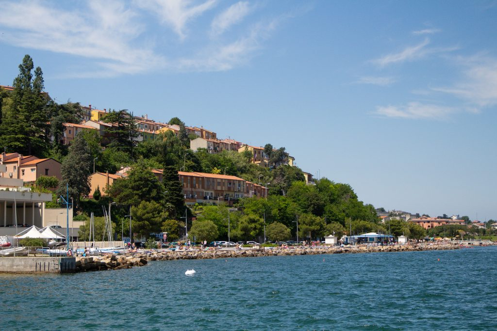 Muggia is the perfect tourist-free seaside town in northern Italy!