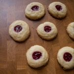 Raspberry almond cookies are delicate sweet bites that taste like summer! These babies were my favorite quarantine baking recipe and are simple to ...