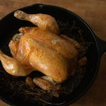Roast chicken is a classic dinner, and it's so easy! Here are three ways to get roast chicken on your dinner table.