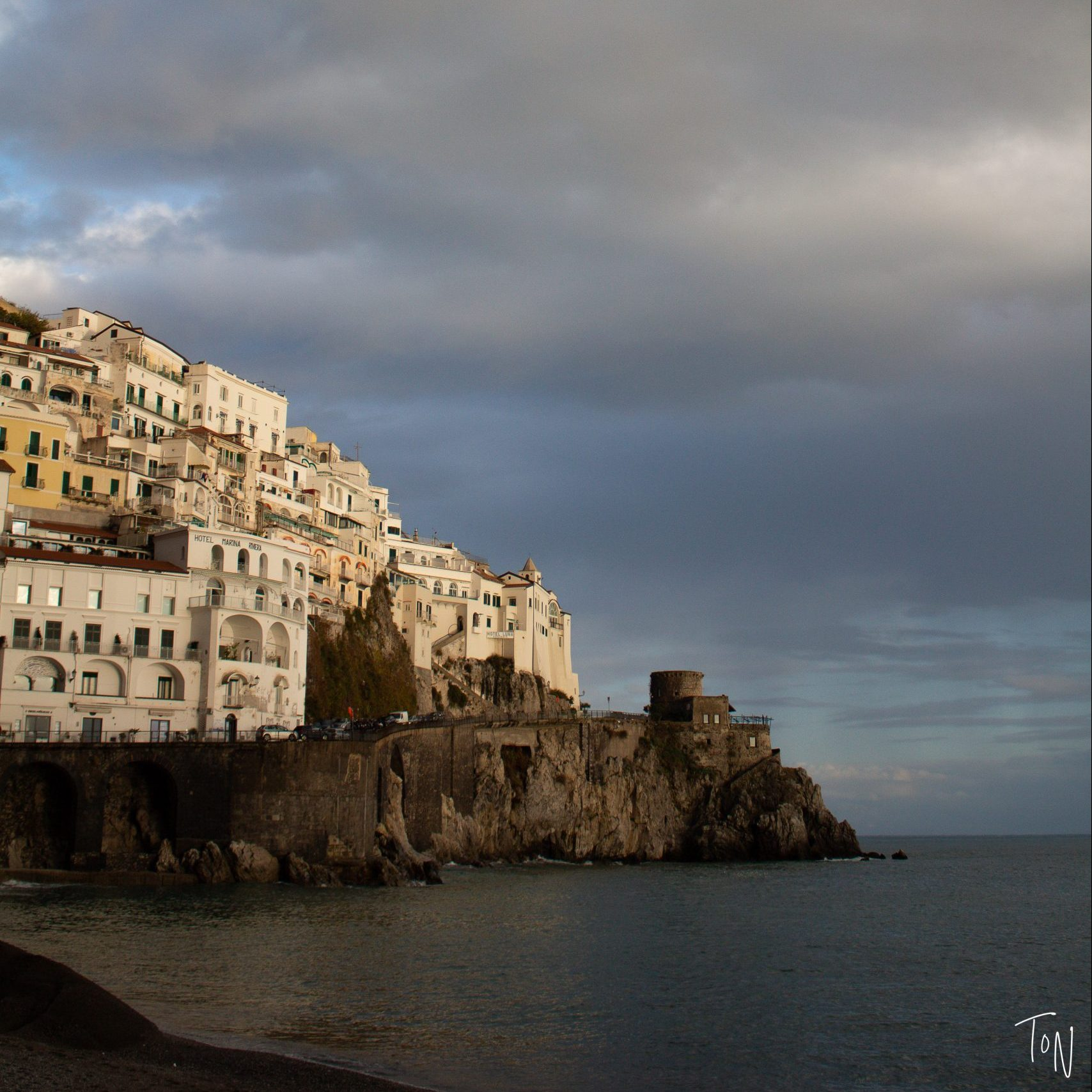 Amalfi Town in one day!