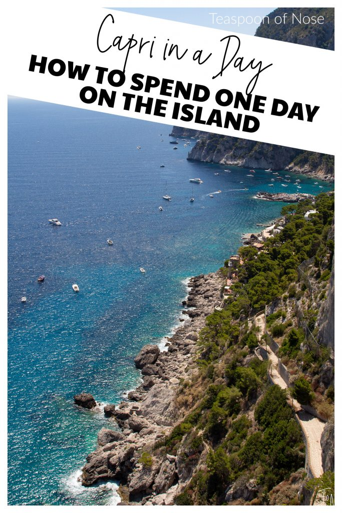 Famous for its rocky coastline and Blue Grotto, the island of Capri makes a perfect day trip from the Amalfi Coast or Naples!