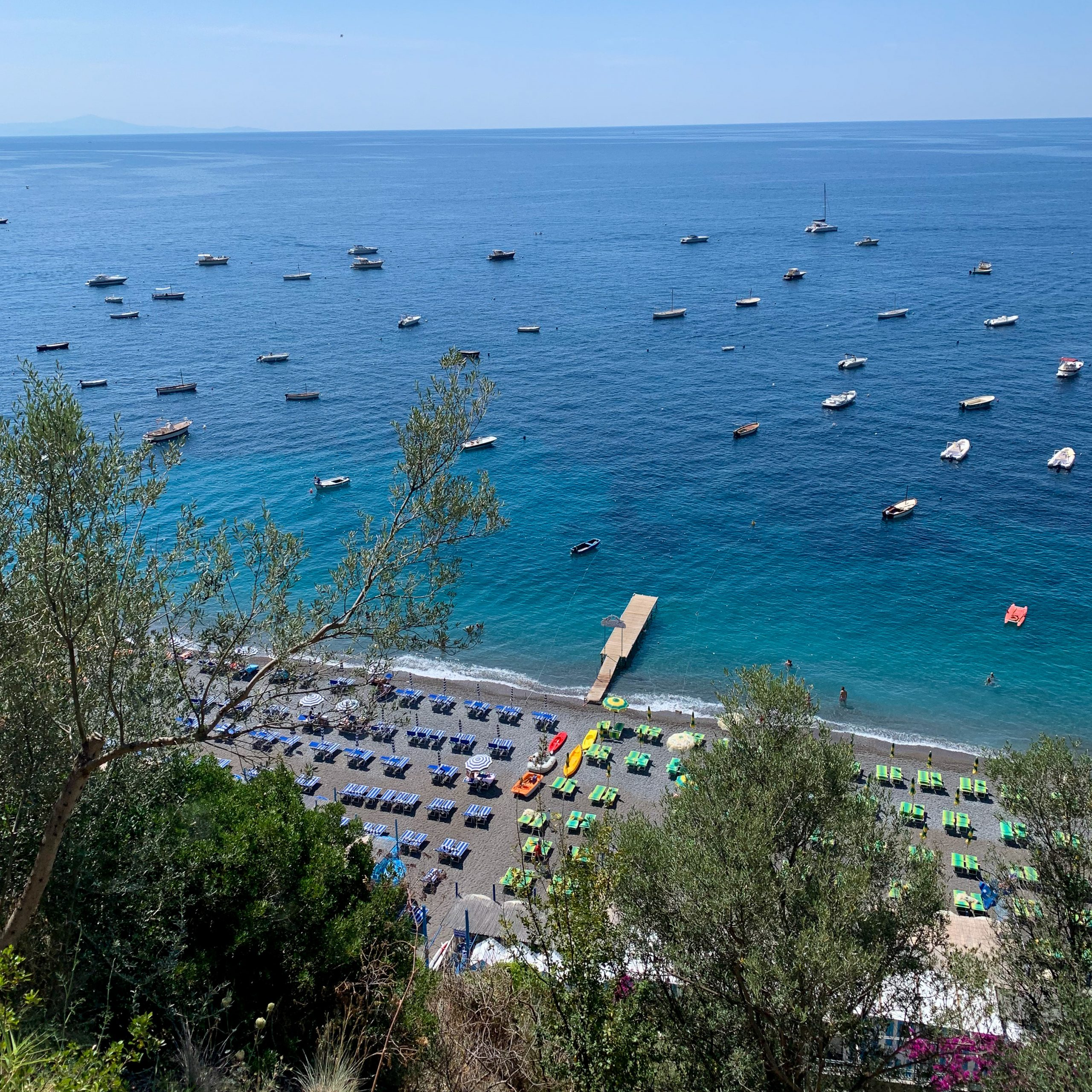 Everything you need to know to use Positano as your home base for the Amalfi Coast!