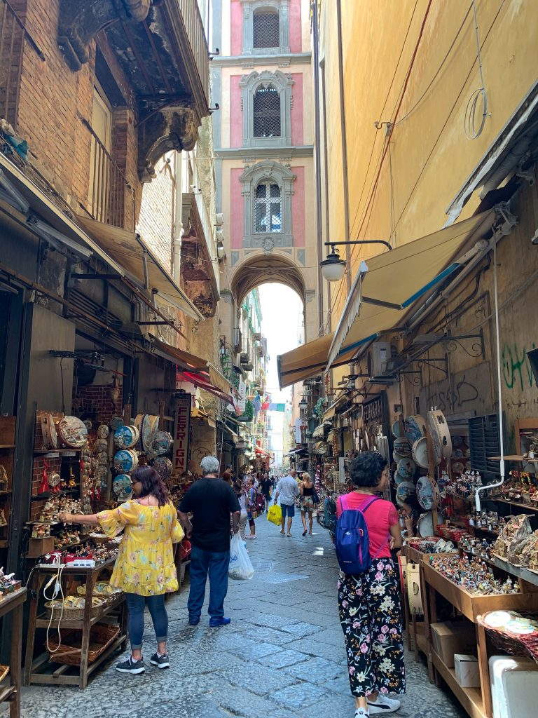 Naples is a ridiculously fun, historic, and delicious place to visit! Here are some ideas for a few days in Naples, from pizza and archaeology to ...