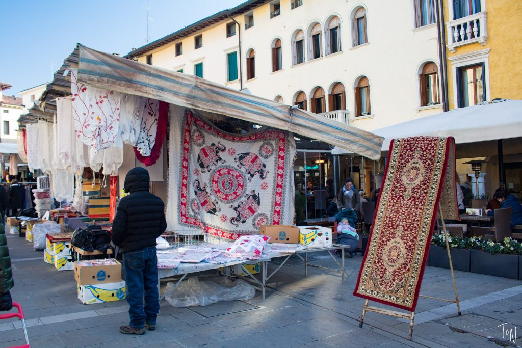 The Sacile weekly market is one of the best things about life in Italy! Local Italians use the weekly market...
