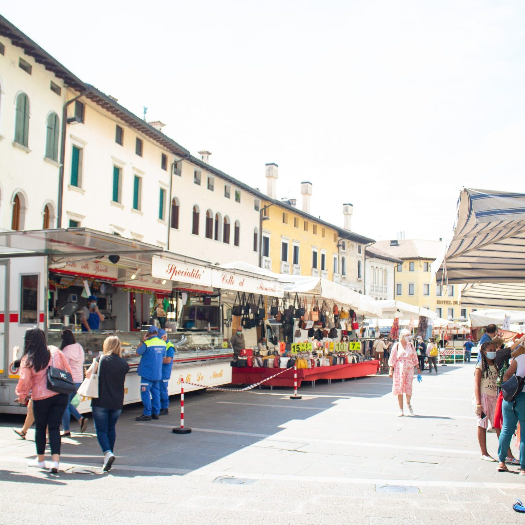 What you should know about traveling in Italy after the coronavirus lockdown