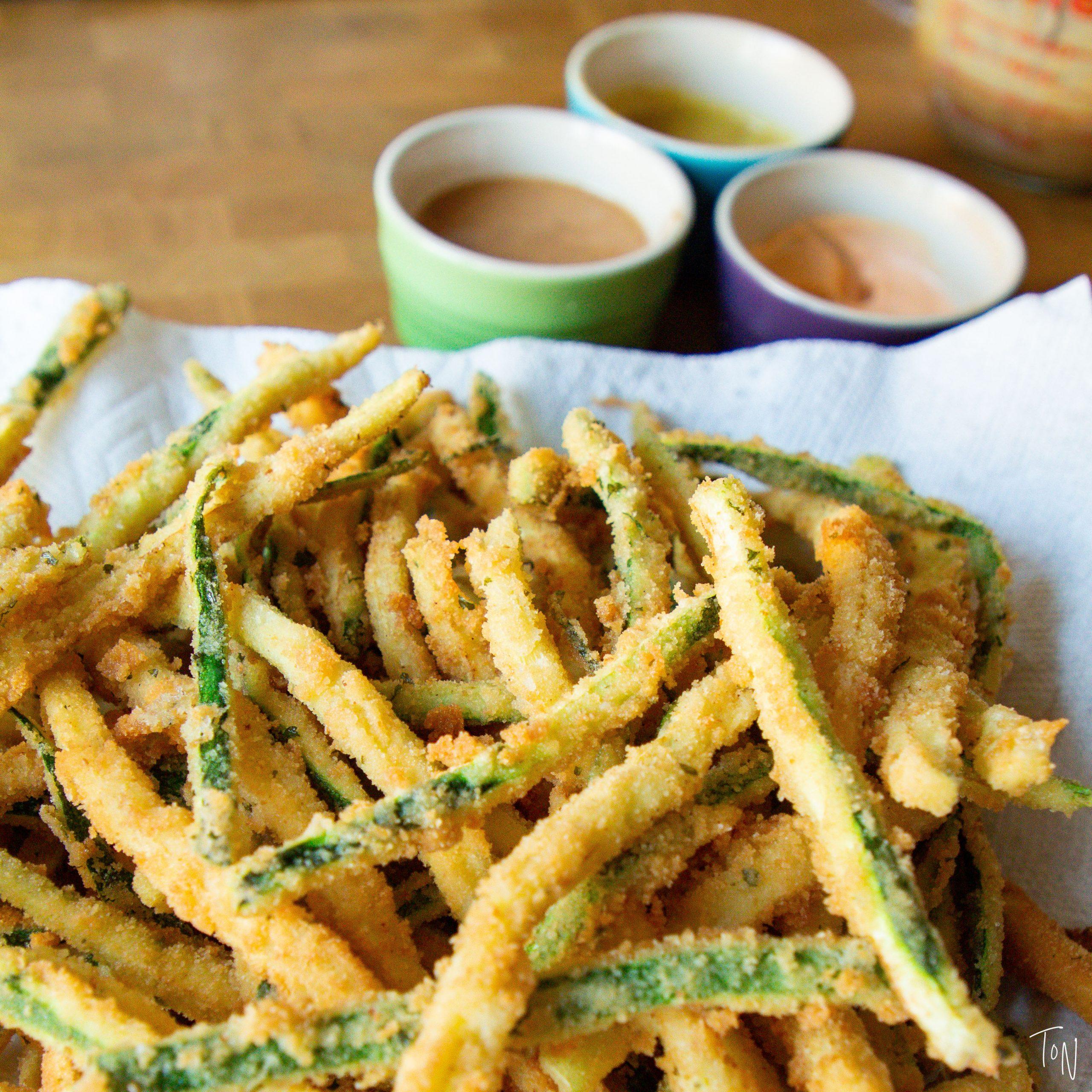 Zucchini Fritte