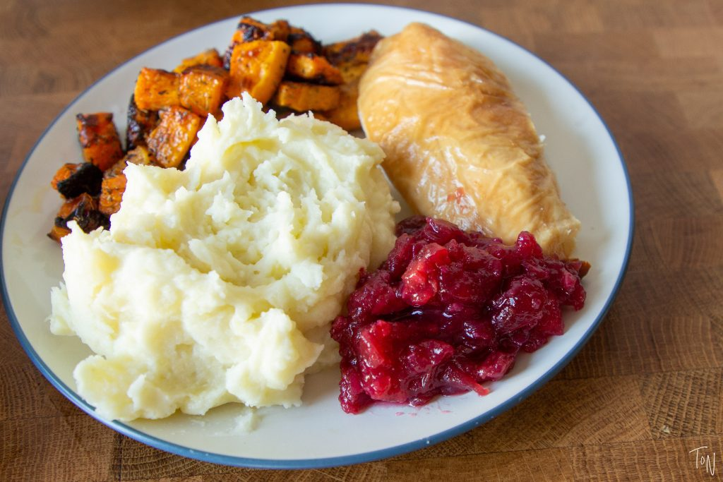 Cranberry sauce is the perfect sweet and tang your Thanksgiving meal needs, and the homemade version is so easy to make!