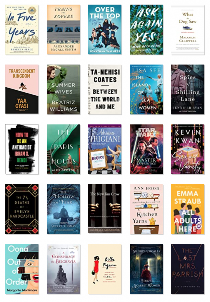 Looking for something to read this year? I've got you covered! I put together a list of my best nonfiction books of 2020.