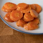Ginger glazed carrots are the perfect way to add a pop of flavor to any meal! With the perfect balance of sweet, zing, and ...| Teaspoon of Nose