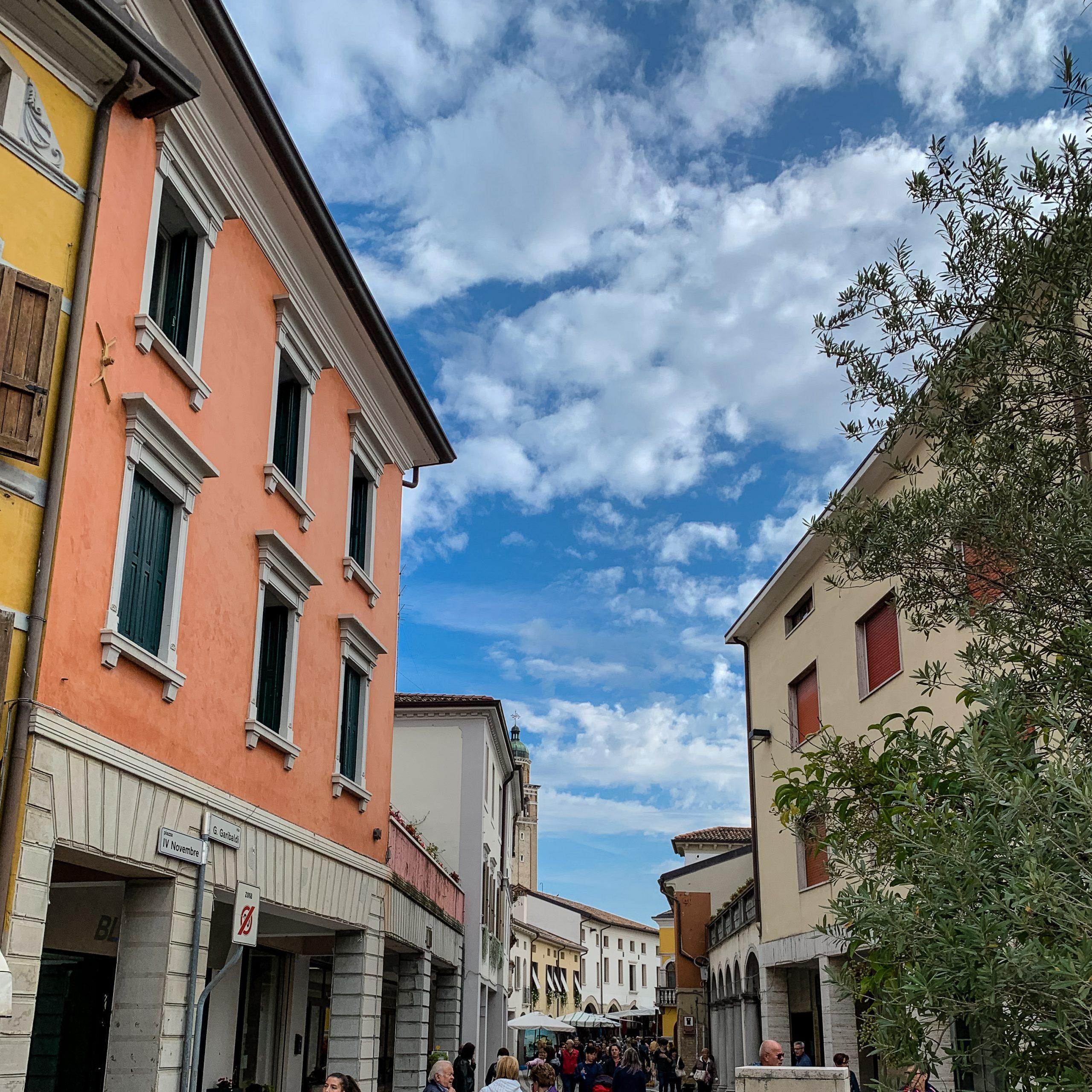 My favorite place in FriuliVenezia Giulia: Sacile!