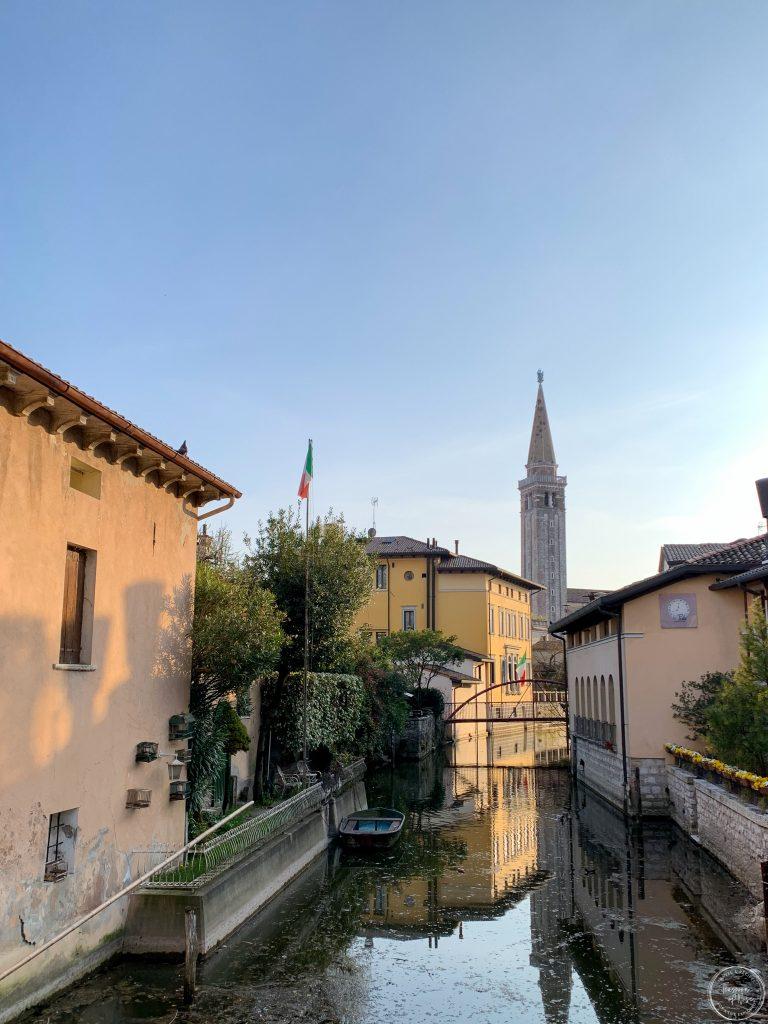 Sacile, Italy   Teaspoon of Nose