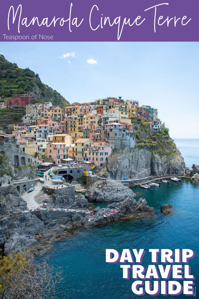 No trip to Cinque Terre is complete without visiting Manarola! Here's what you need to know to plan a day trip in Manarola.